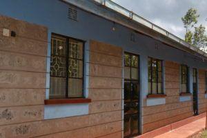 Casa de voluntarios de Kenia