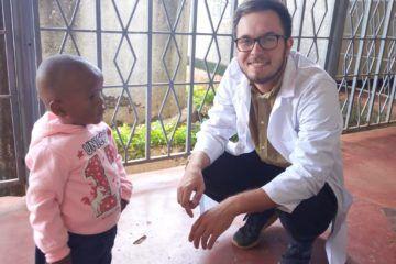 Voluntariado en un hospital en Kenya